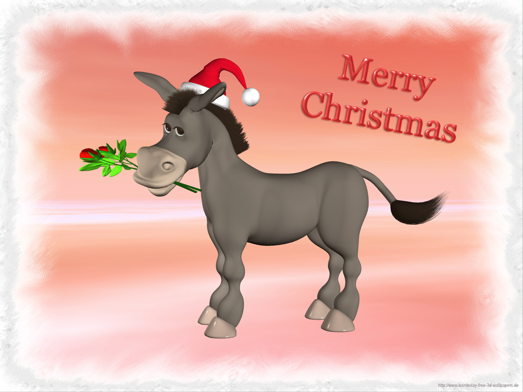 well - Dominick The Donkey Christmas Song