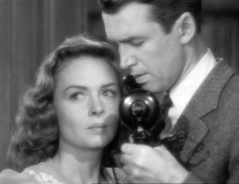 Mary And George Bailey Christmas Sweethearts The Yule Log 365