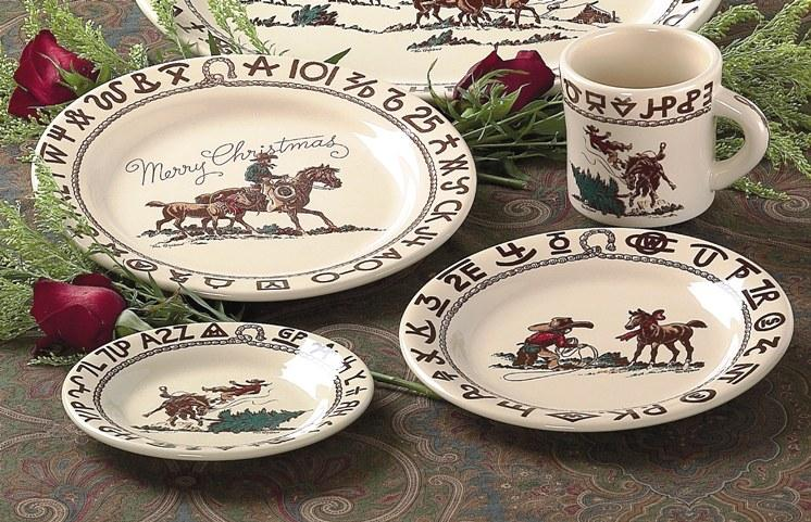 till goodan rodeo christmas china - Christmas China Sets