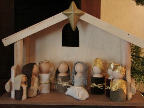 Pdf Free Wooden Nativity Scene Plans Diy Free Plans