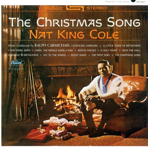 nat king cole 1946 the song dailymotion song of the week 22 the song 171 the yule log 365 477