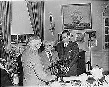Truman Menorah