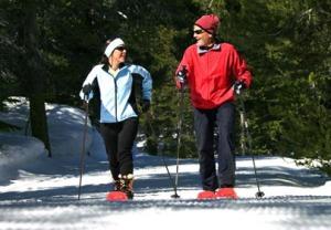 CC skis