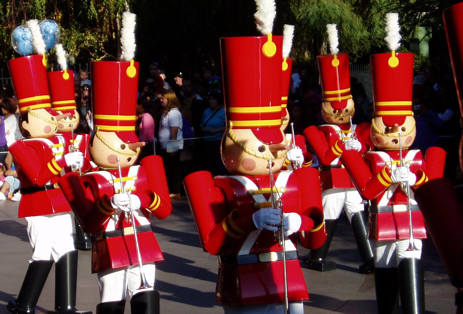 Ordinary Marching Band Christmas Ornaments Part - 3: Marching Band Is For Christmas, Right?