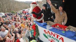 Santa Train 2