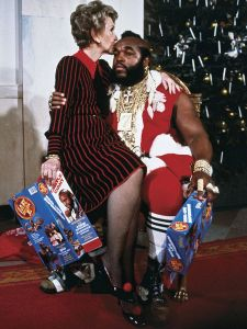 Reagan:Mr. T