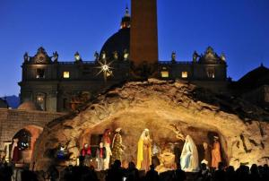 Vatican Nativity