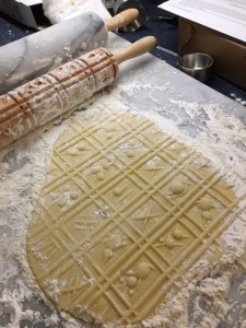 Indiana German Springerle Cookies Inspired By A Rolling Pin The